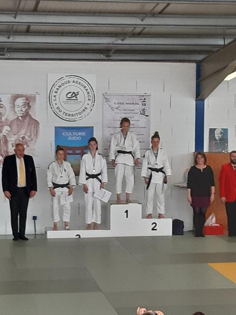 Championnat régional Cadets 2D à Roullet – 11 mai 2019