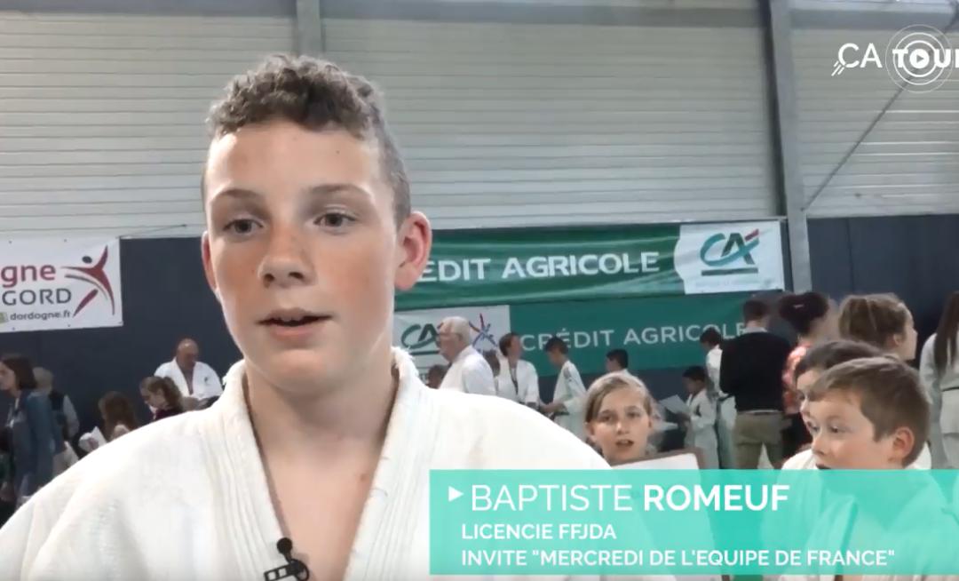 Vidéo du Mercredi Equipe de France par le Crédit Agricole