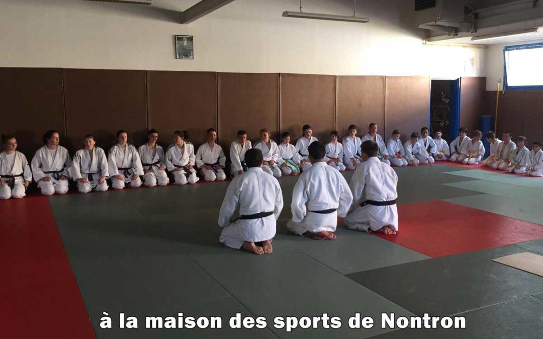 Bientôt la reprise du Judo !