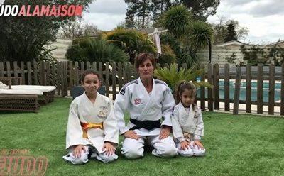 Judo à la maison – 23 avril 2020